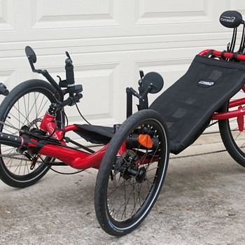 My Catrike Expedition: the new addition to the bike/trike transportation collection... - Sporting Goods