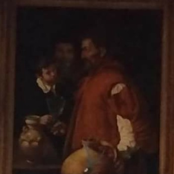 Mystery Antique Painting - Fine Art