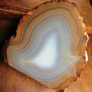 Agate rock - Gemstones