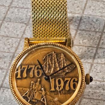 Wittnauer Bicentennial Watch - Wristwatches