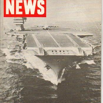 November 1964 Naval Avation News - Paper