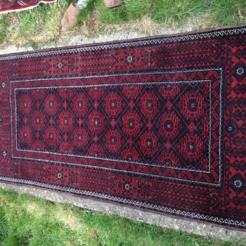 Persian Rug no3/3  - Rugs and Textiles