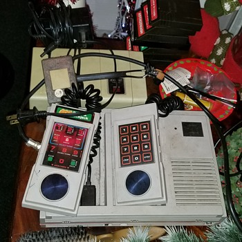 Vintage game systems - Games