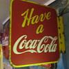 Canadian Coca Cola Flange