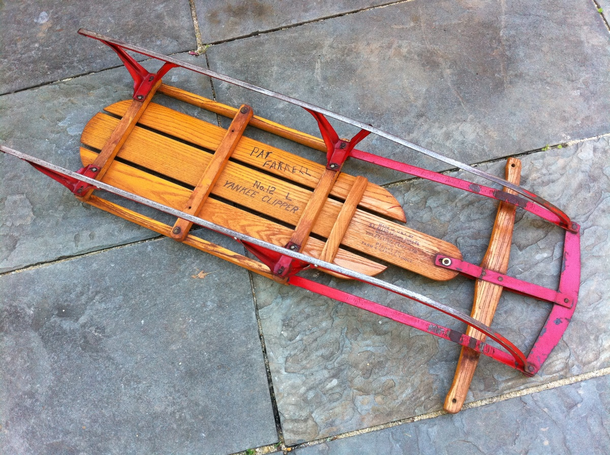 1960s No 12 L Yankee Clipper Sled Collectors Weekly