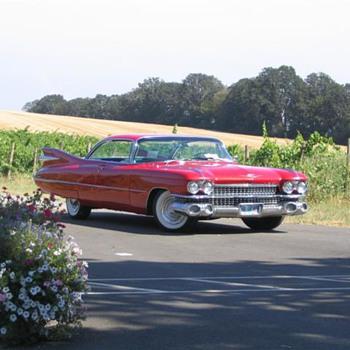 1959 Coupe de Ville - Classic Cars