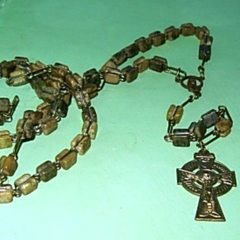 Irish Connemara Rosary