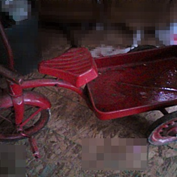 The 1950 Garton Delivery Trike