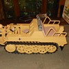 Ultimate Soldier Kettewnkrad Motorcycle Tractor 1/6th Scale For GI Joe Sized Figures