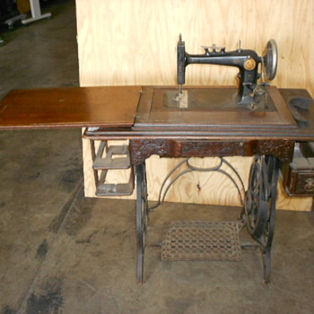 """New Fife"" Sewing Machine?"