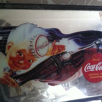 sprite boy shop mirror delicious and refreshing coca cola - Coca-Cola