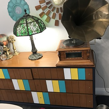 Paillard Gramophone  - Electronics