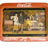 Coca-Cola tray