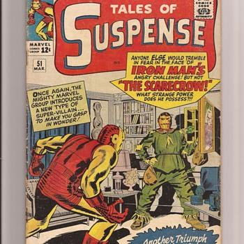 Marvel Tales of Suspense Kirby