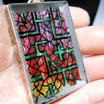 """Italian Necklace Art & Craft """"MILOR"""" - Fine Jewelry"""