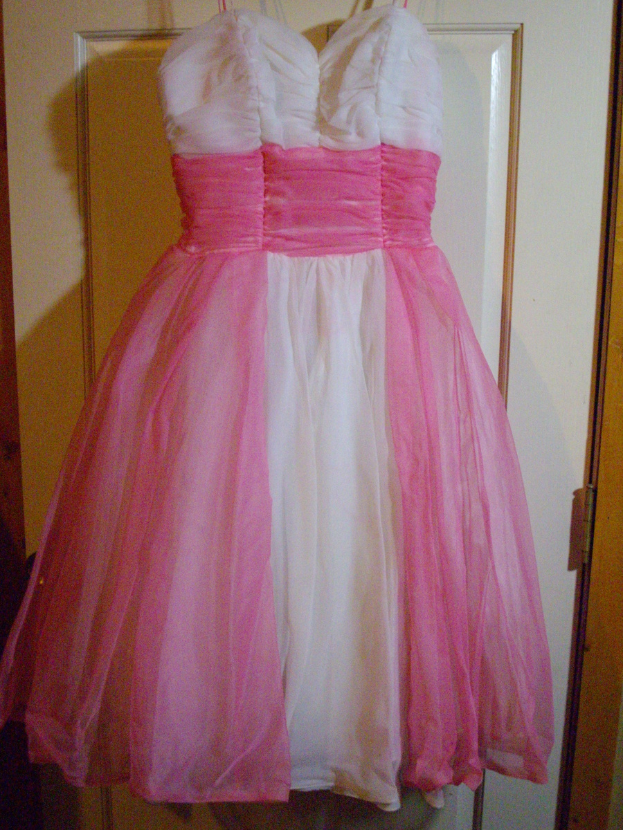 Early 60\'s prom dress. | Collectors Weekly