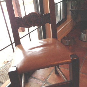 Would like to know who made this chair - Furniture
