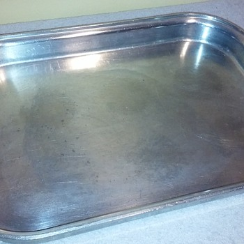 heavy old WEAR-EVER No. 918 aluminum roasting pan - Kitchen