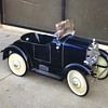 1926 STEEL CRAFT  BUICK PEDAL CAR