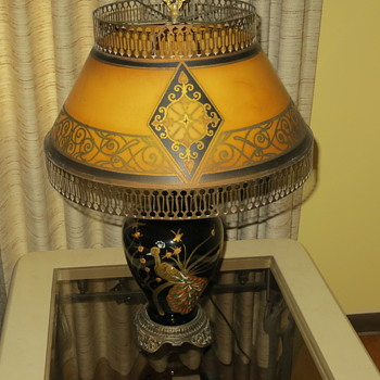 Grandmother's Lamp - Lamps