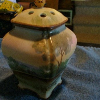 Hand Painted Nippon ?