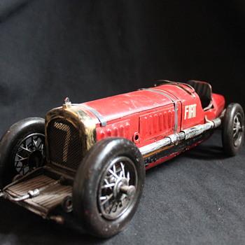 Handmade Model Car??