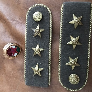 Hungarian military ? - Medals Pins and Badges