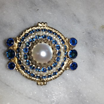 Vintage pin or brooch  - Fine Jewelry