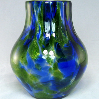 1904 Loetz Medina Optic - Art Glass