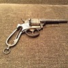 VINTAGE CIVIL WAR PINFIRE PISTOL