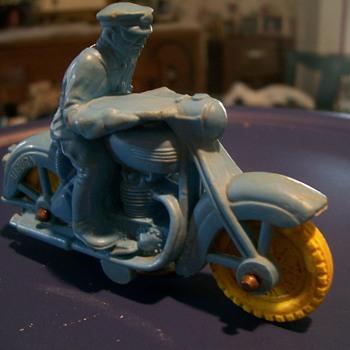 Auburn Rubber Toys - Model Cars