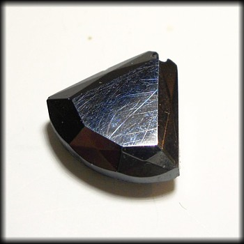 Vintage 1960's early 1970's ( broken ) ONYX STONE