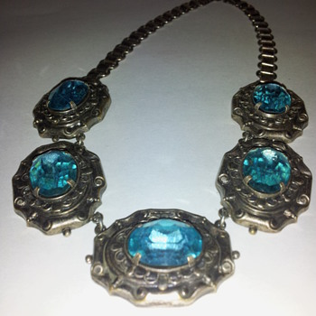 My favorite Mystery Edwardian ? Victorian? Necklace - Costume Jewelry