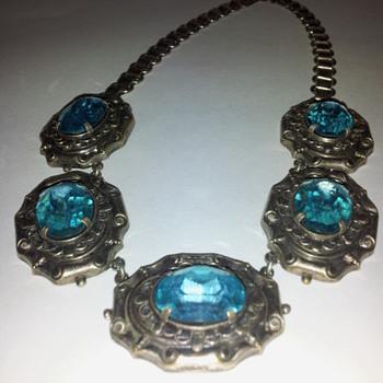 My favorite Mystery Edwardian ? Victorian? Necklace
