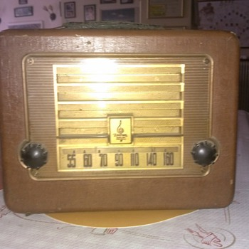 My old Emerson Radio