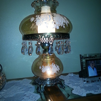 Unknown lamp - Lamps