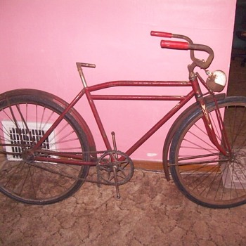 Early Bicycle.