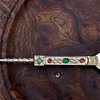 Spectacular Celtic spoon or is it?