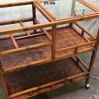 Serving trolley - Furniture