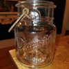 Presto Glass Top canning jar