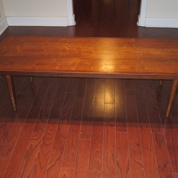 Mid century coffee Table - Furniture