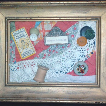 HISTORY FRAMED - Folk Art