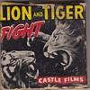 Castle Films 8mm Lion and Tiger Fight