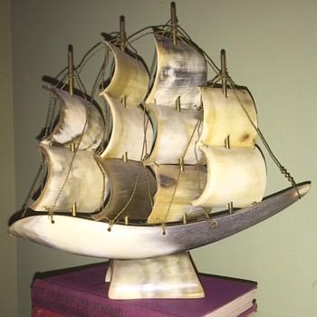 Vintage ship - Toys