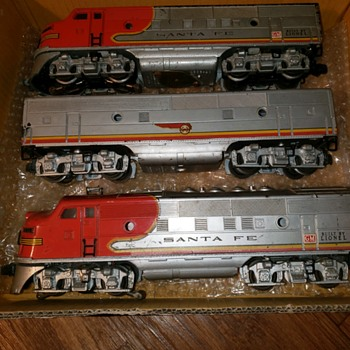 Train Haul #3 - Model Trains
