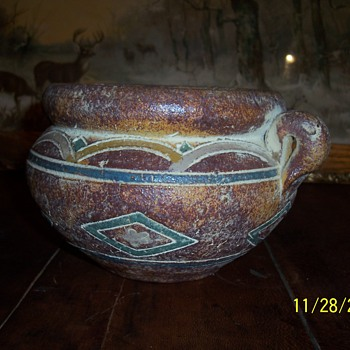 would like any info on this bowl please - Pottery