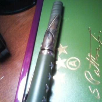 G S Patton Jr. Krone Pen - Pens