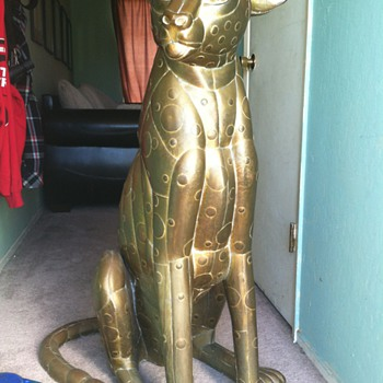 Buster the Copper Cat - Animals