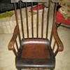 Very Early New England Rocking Chair from Local Estate, Please Help!
