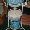 Vintage Childs Washstand
